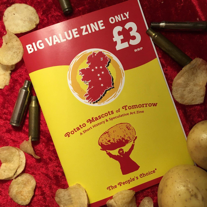 Image of Potato Mascots of Tomorrow
