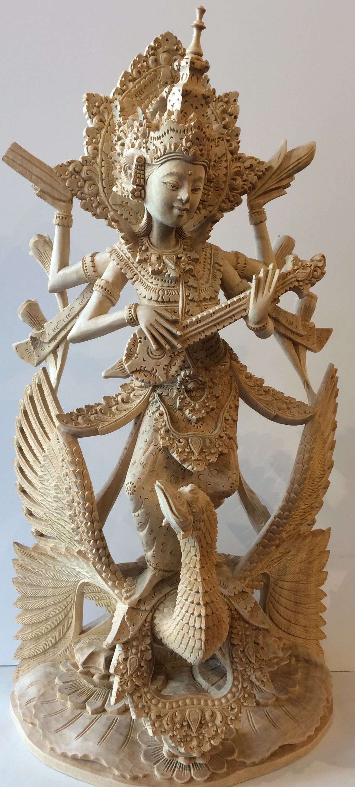 Image of Saraswati