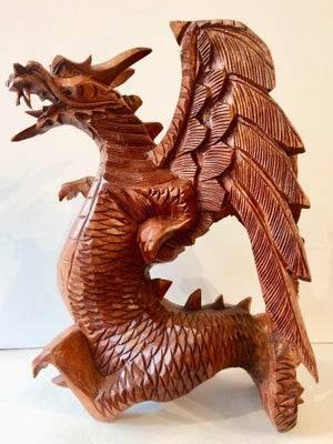 Image of Wooden Dragon
