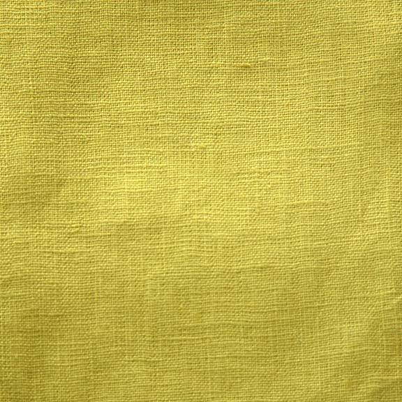 Image of Linen Fabric Square for Crewel Embroidery - Celery
