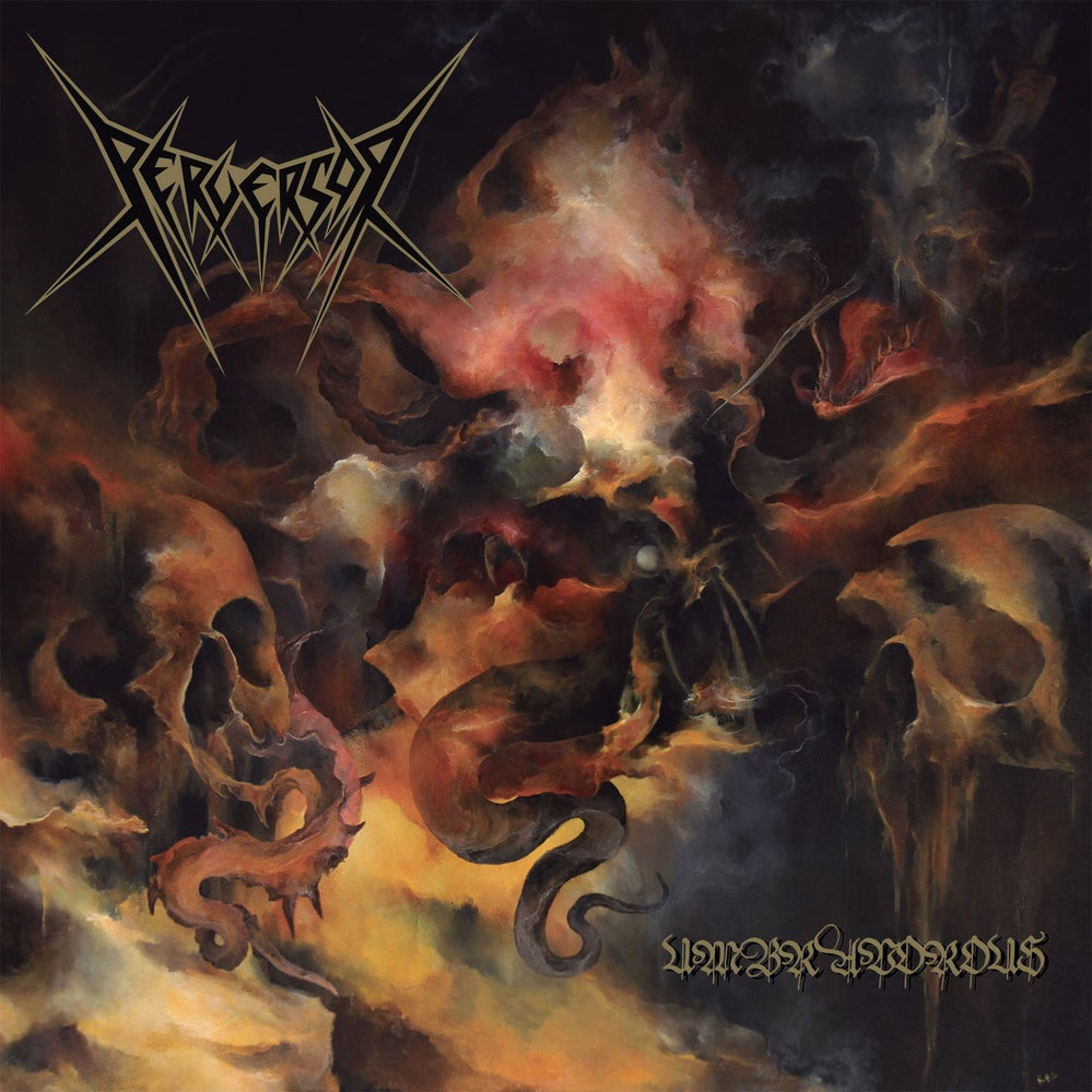 "Image of PERVERSOR ""Umbravorous"" CD"