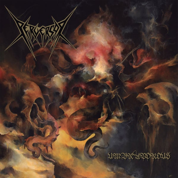 "Image of PERVERSOR ""Umbravorous"" CD"