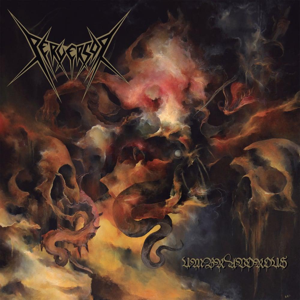 "PERVERSOR ""Umbravorous"" CD"