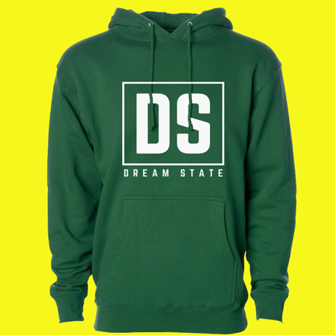 Image of Green DS Hoodie