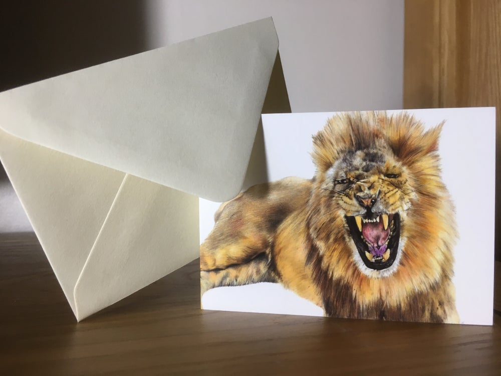Image of Soldaat greeting cards