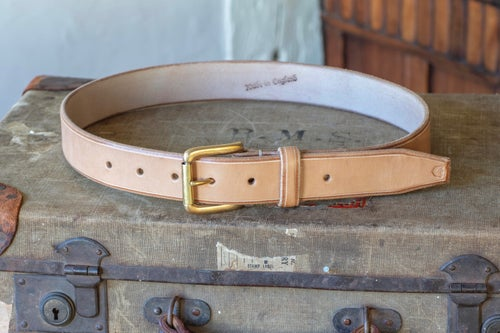 Image of Hawkmoth 'Natural' belt