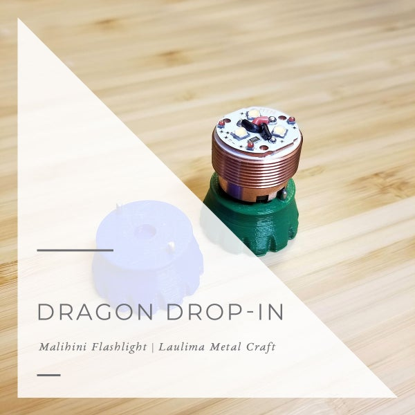 Image of Dragon Drop-In - DEPOSIT