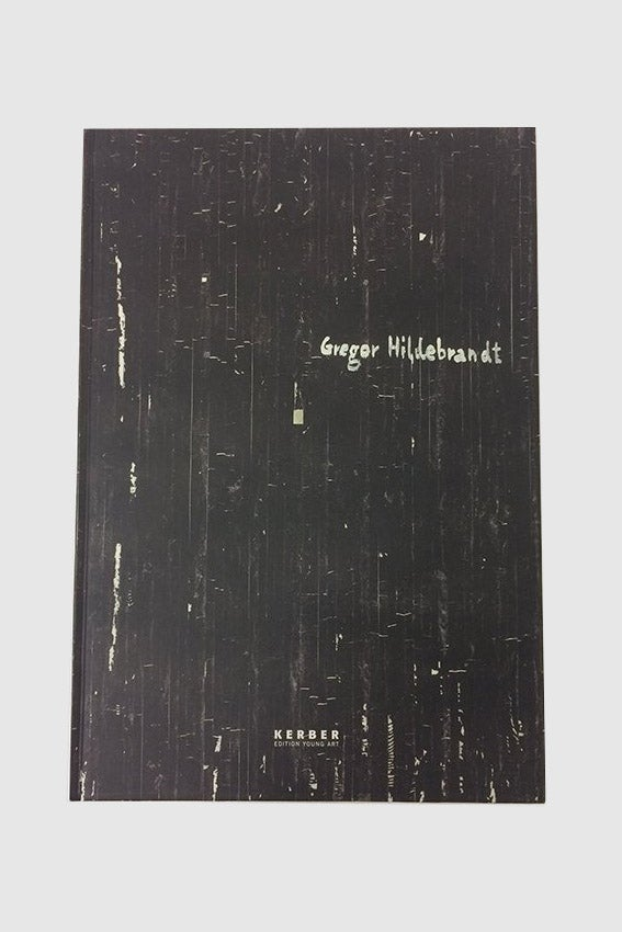 Image of Gregor Hildebrandt - Kerber catalogue