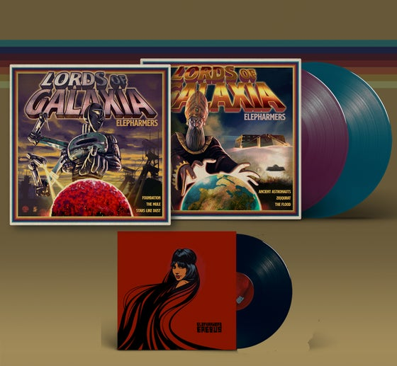 Image of Pre-order! Double Galaxy - 2 LP SPECIAL PRICE!