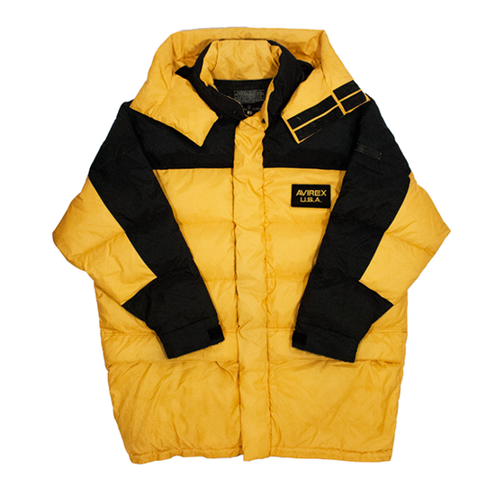 Image of Avirex Vintage Puffer Size L