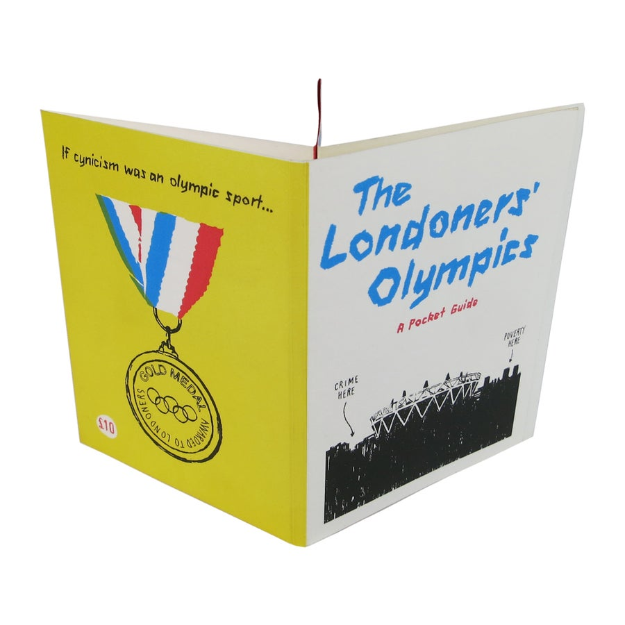Image of The Londoners' Olympics: a pocket guide
