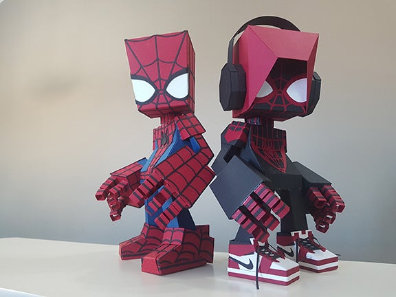 Image of AR SPIDERMEN