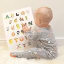 Image 3 of Animal Alphabet Print