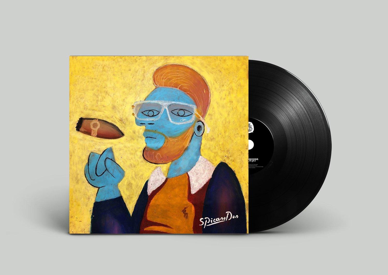 Image of Eff Yoo - Spicaso Deluxe (Vinyl)