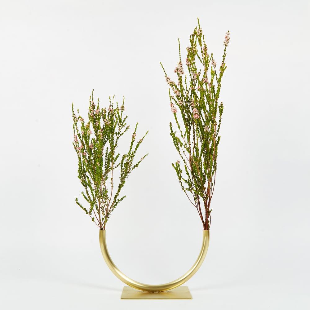 Image of Vase 807 - Halfway to a Circle Vase