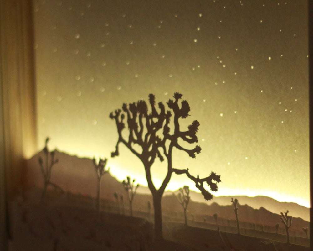Image of Scene One - Joshua Tree (New Year's Day)