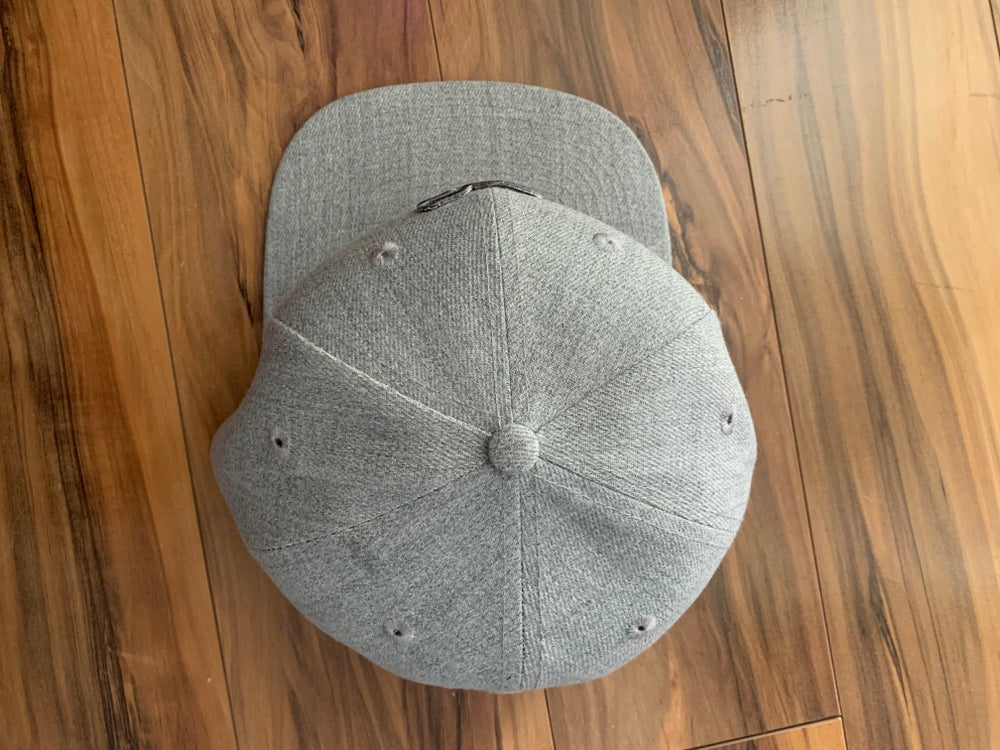 Image of Shave Ice Gray Snapback