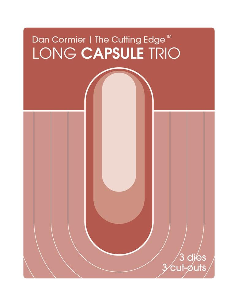 Image of Long Capsule Trio Die Set