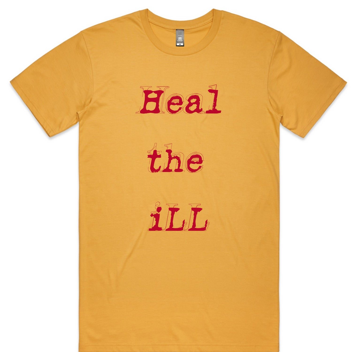 Image of Heal the iLL T Shirt