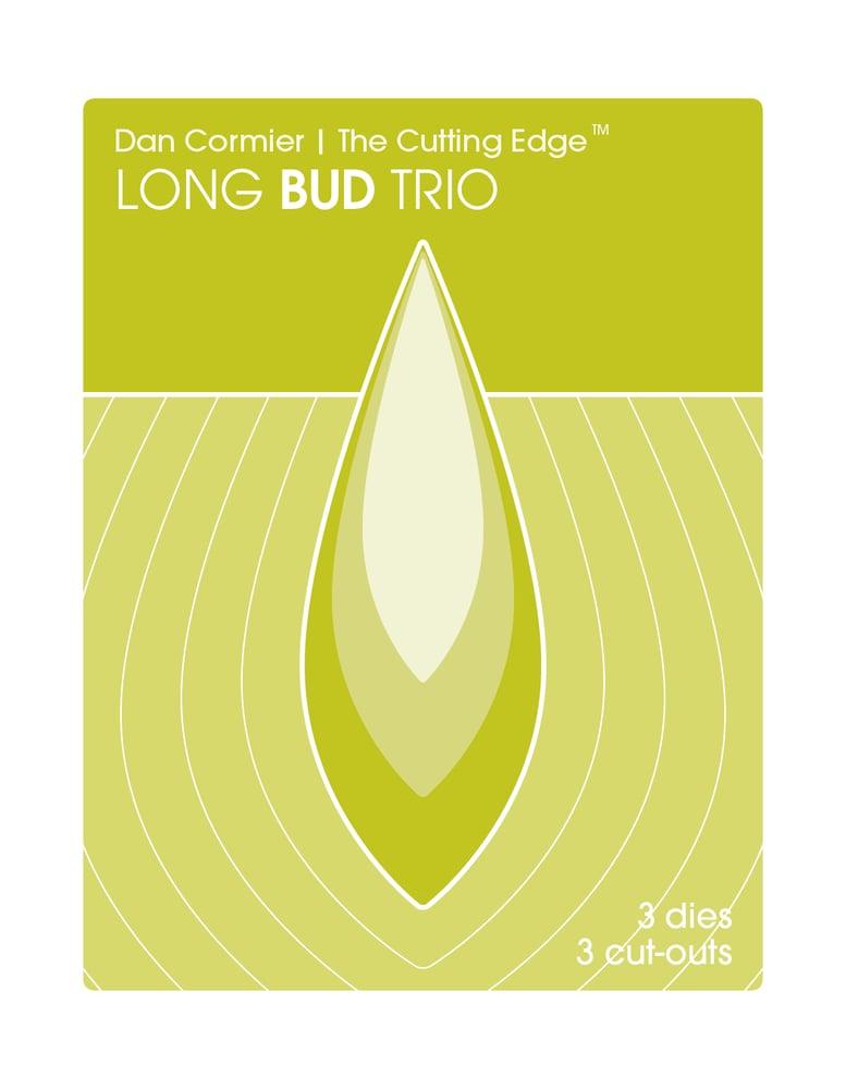 Image of Long Bud Trio Die Set