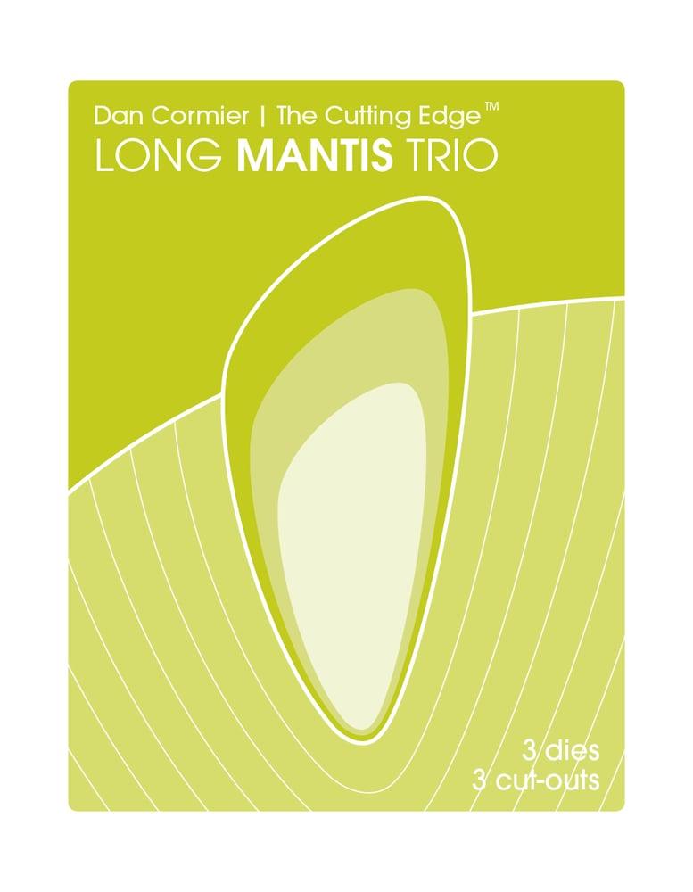 Image of Long Mantis Trio Die Set