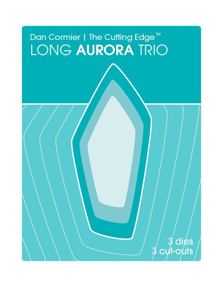 Image of Long Aurora Trio Die Set