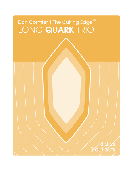 Image of Long Quark Trio Die Set