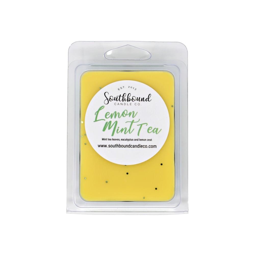 Image of Lemon Mint Tea Wax Melts