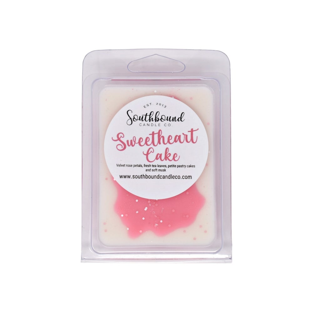 Image of Sweetheart Cake Wax Melts