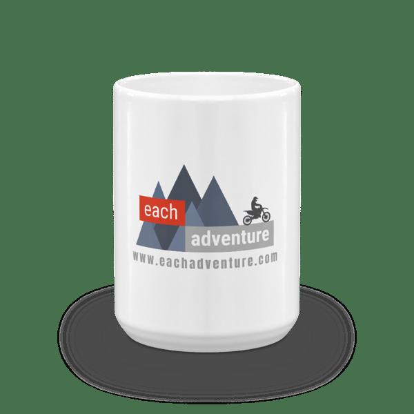 Image of Each Adventure Coffee Mug