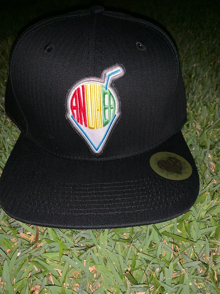 Image of Shave Ice Black SnapBack