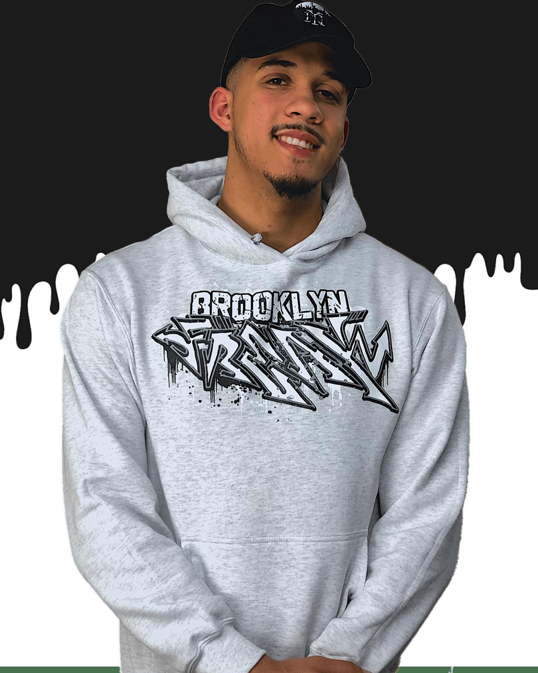 Image of The Brooklyn Drip Hoodie