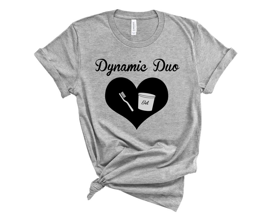 "Image of ""Dynamic Duo"" Tee"