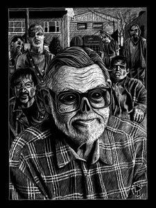Image of George A. Romero Portrait