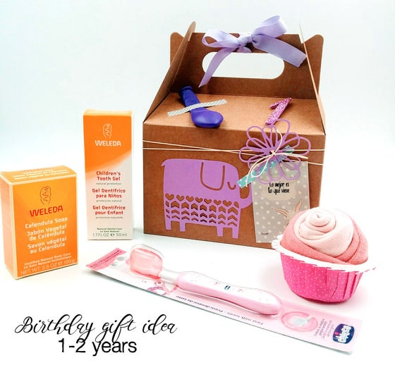 Image of VIP Birthday Box (1-2 years) for Girl or Boy
