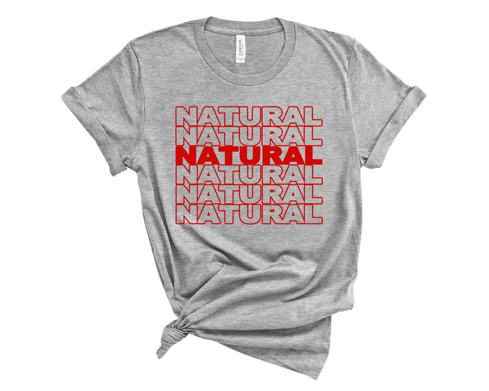 "Image of ""Natural Gang"" Tee"