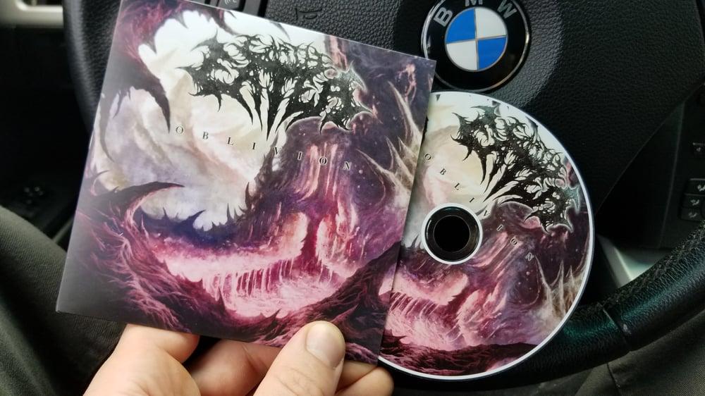 Image of 'Oblivion' Physical CD