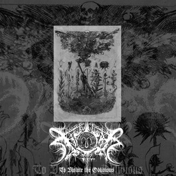 "Image of XASTHUR To Violate the Oblivious (12"" Double LP)"