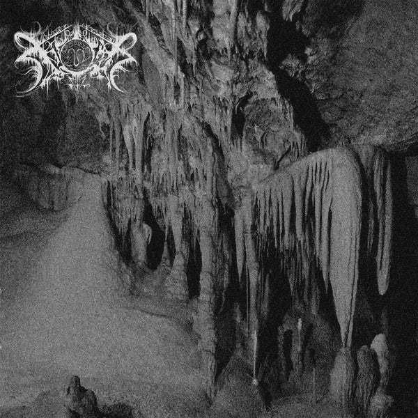 "Image of XASTHUR Self Titled (12"" LP WHITE VINYL)"