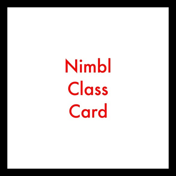 Image of Class Card