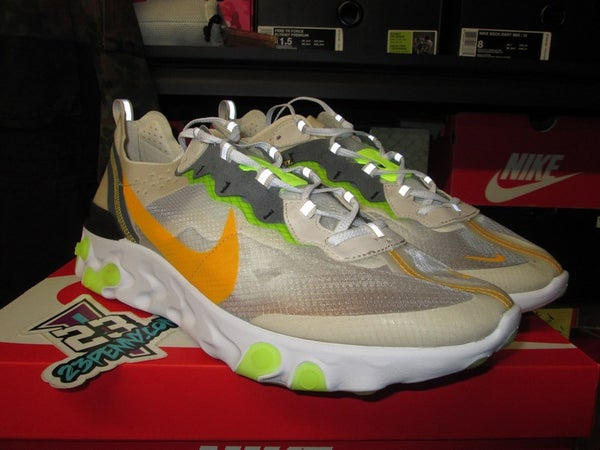 "Nike React Element 87 ""Light Orewood"" - SIZE13ONLY by 23PENNY"