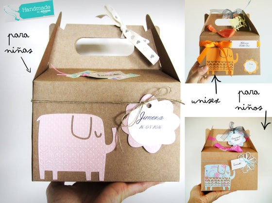 Image of PIC NIC Gift Set (1-6 months) for Girl, Boy, Unisex