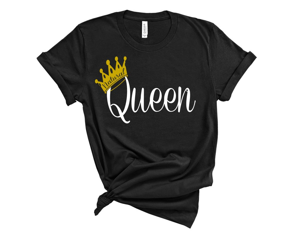 "Image of ""Natural Queen"" Tee"