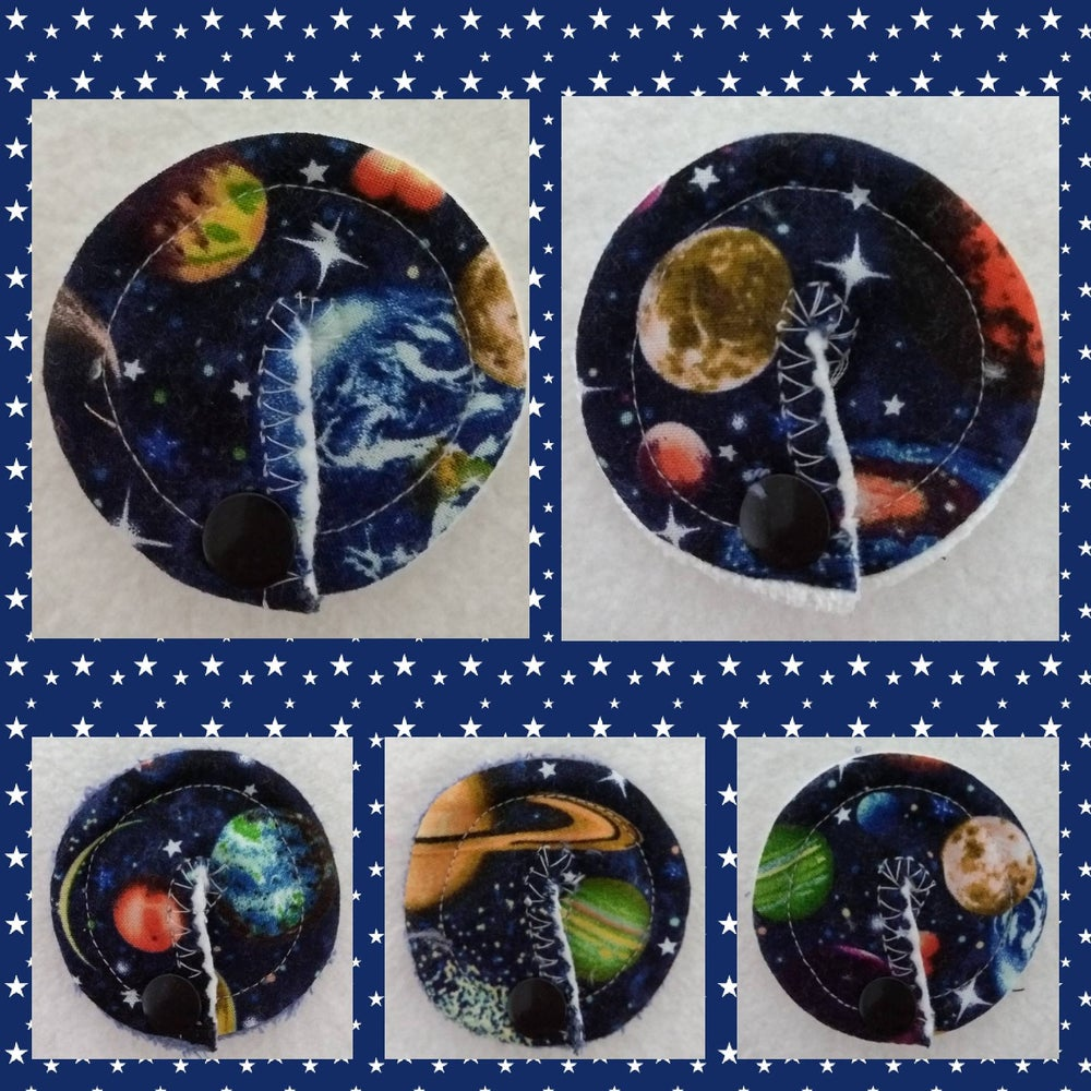 Image of Solar System Tubie Pads