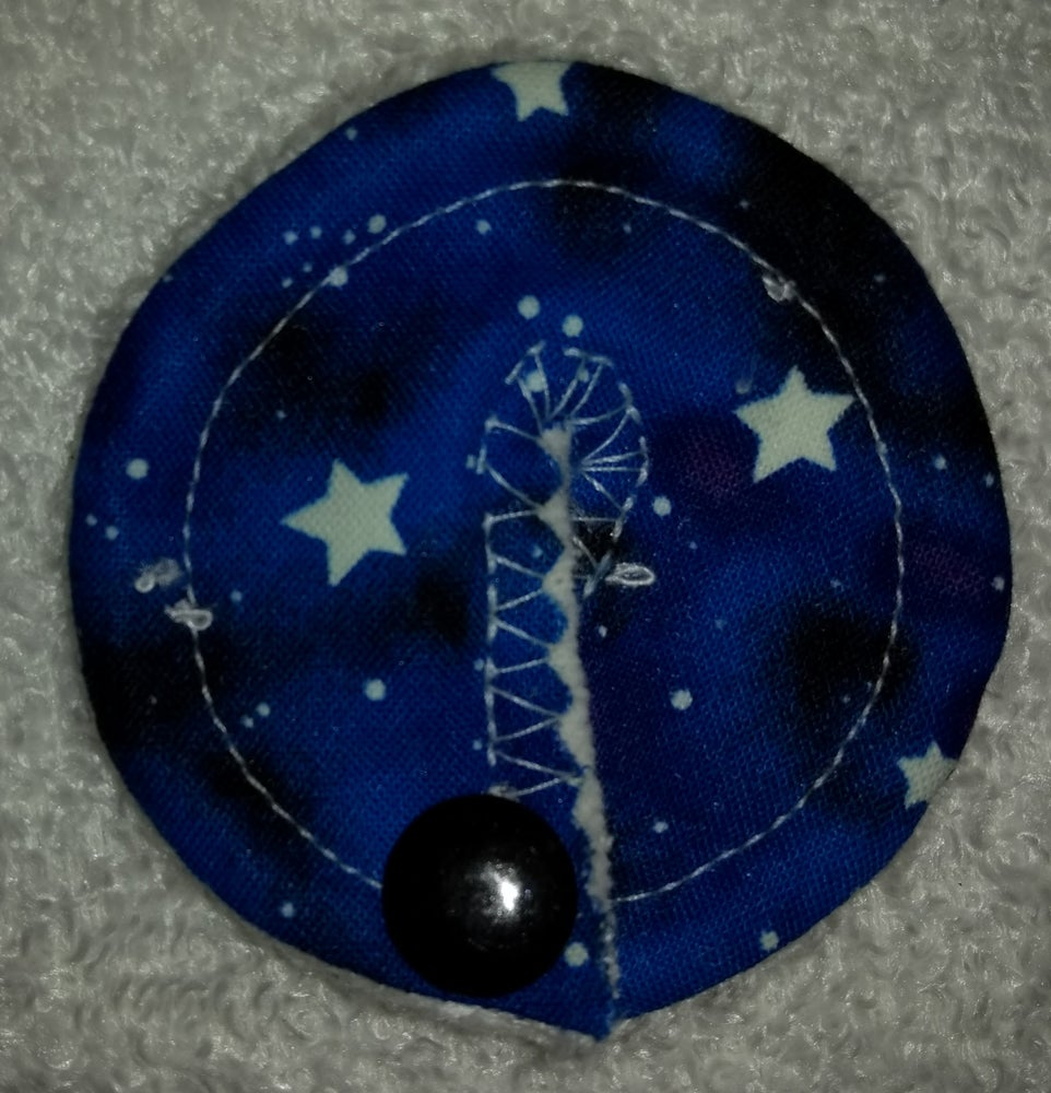 Image of Glow in the dark Constellations Tubie Pads