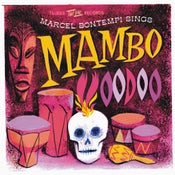 "Image of 7"". Marcel Bontempi : Mambo Voodoo + 1.   Ltd Edition 500 copies only."