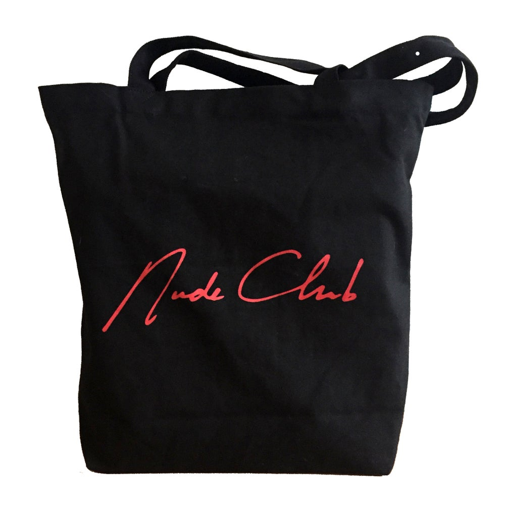 Image of NUDE CLUB thick bag