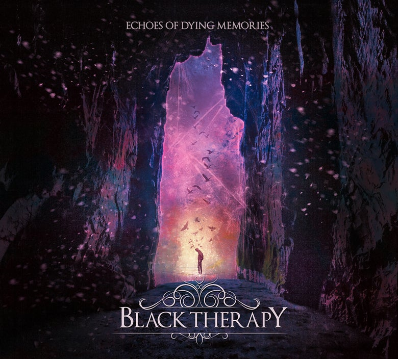 Image of Echoes Of Dying Memories CD *NEW ALBUM*