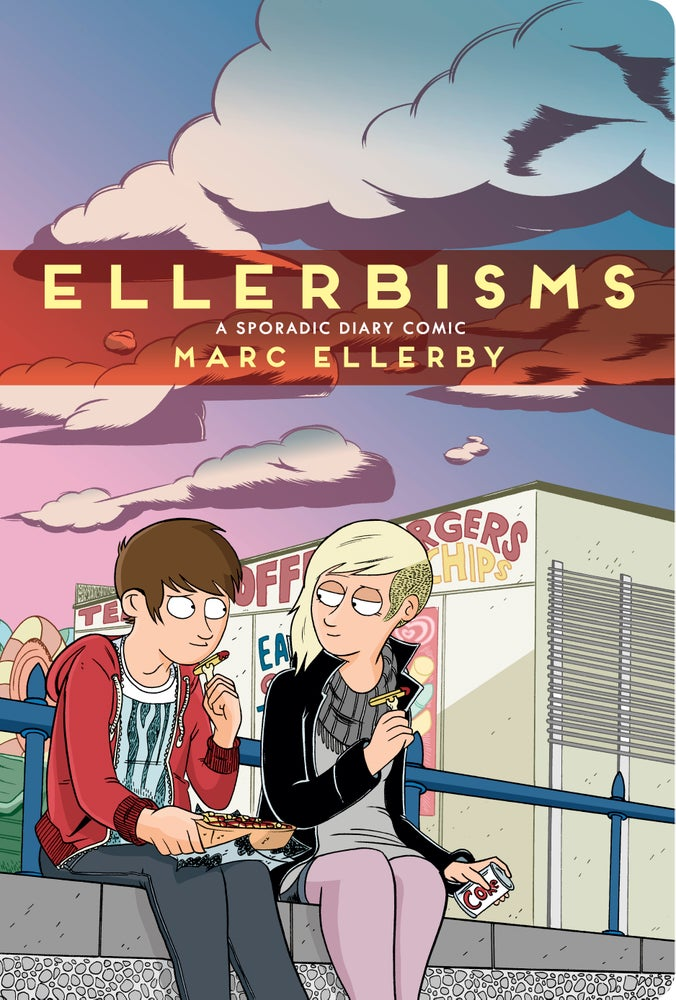 Image of Ellerbisms: A Sporadic Diary Comic