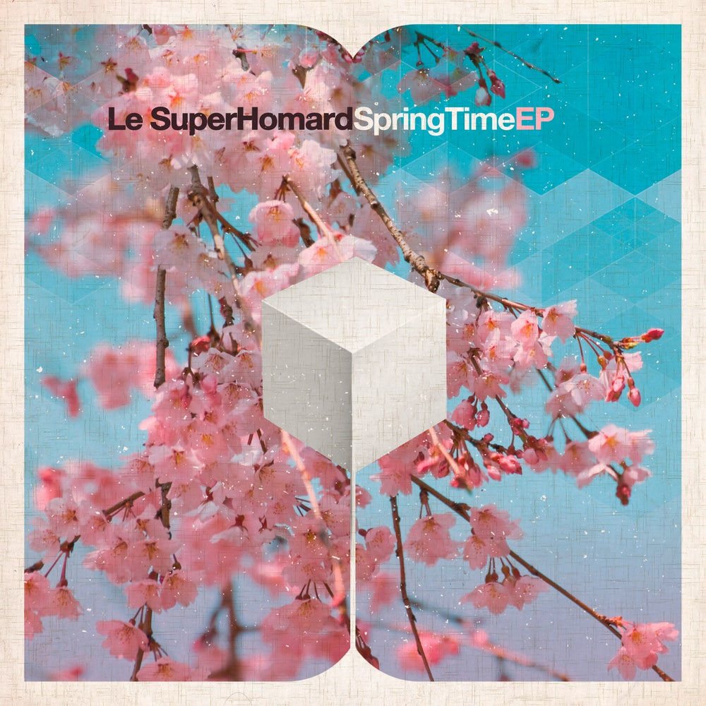 "Image of LE SUPERHOMARD - SpringTime EP (Limited Pink 7"" Vinyl EP with MP3s)"